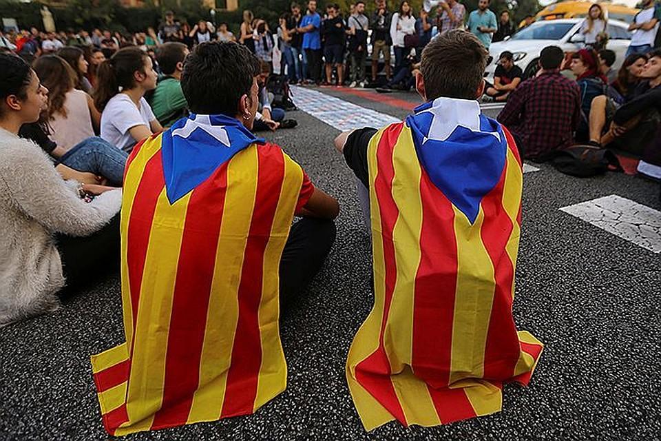 Мадрид принял решение поКаталонии