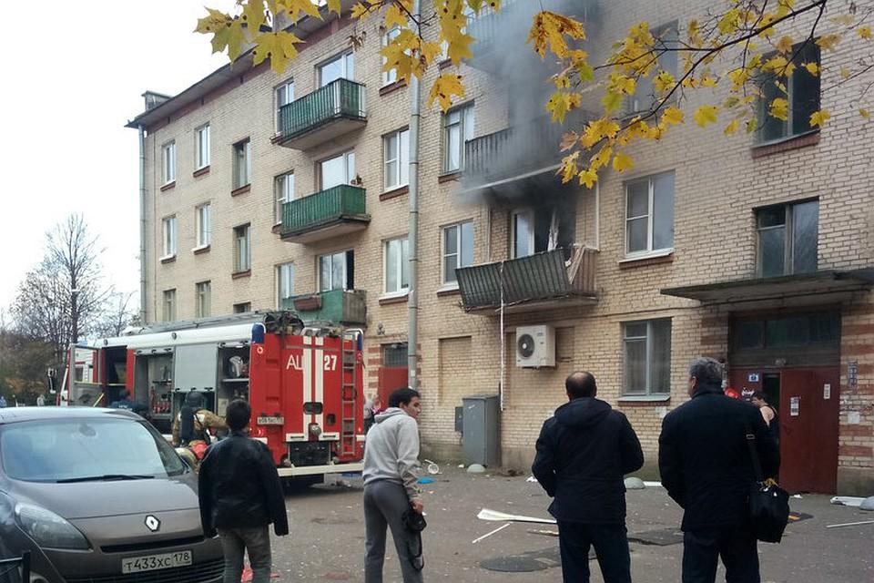 ВСестрорецке мужчина получил ожоги из-за взрыва самогонного аппарата