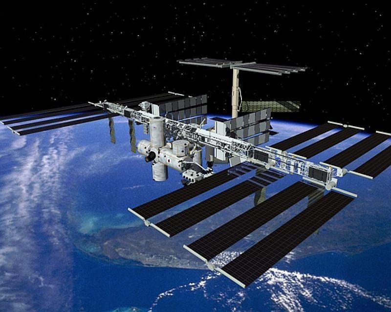 Вконце осени пермяки смогут увидеть внебе полет МКС