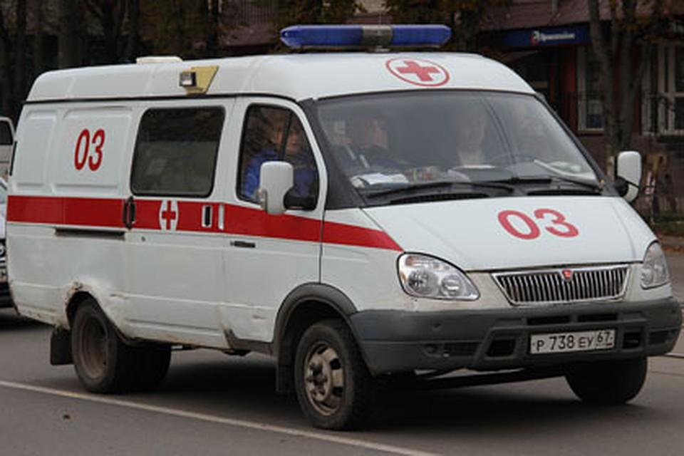 ВСмоленской области мужчина скончался перед закрытой дверью клиники
