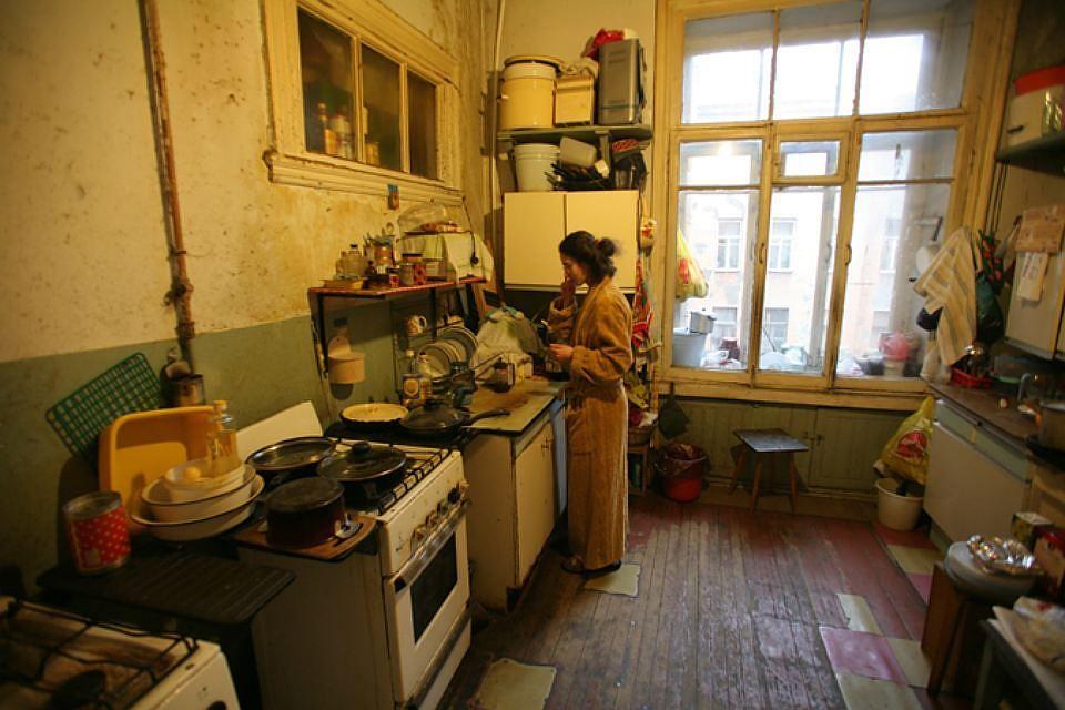 ВПетербурге всамом начале года расселили около 3 тыс. коммунальных квартир