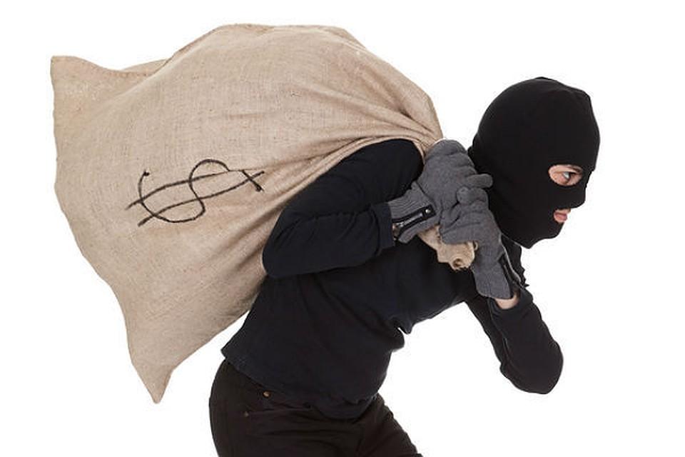 Полицейские словили жителя Пскова, похитившего инкассаторскую сумку вТуле