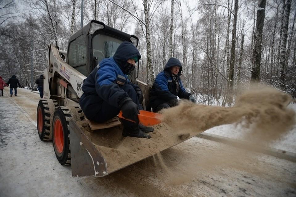 Натрассах Башкирии в зимний период будет организовано круглосуточное дежурство