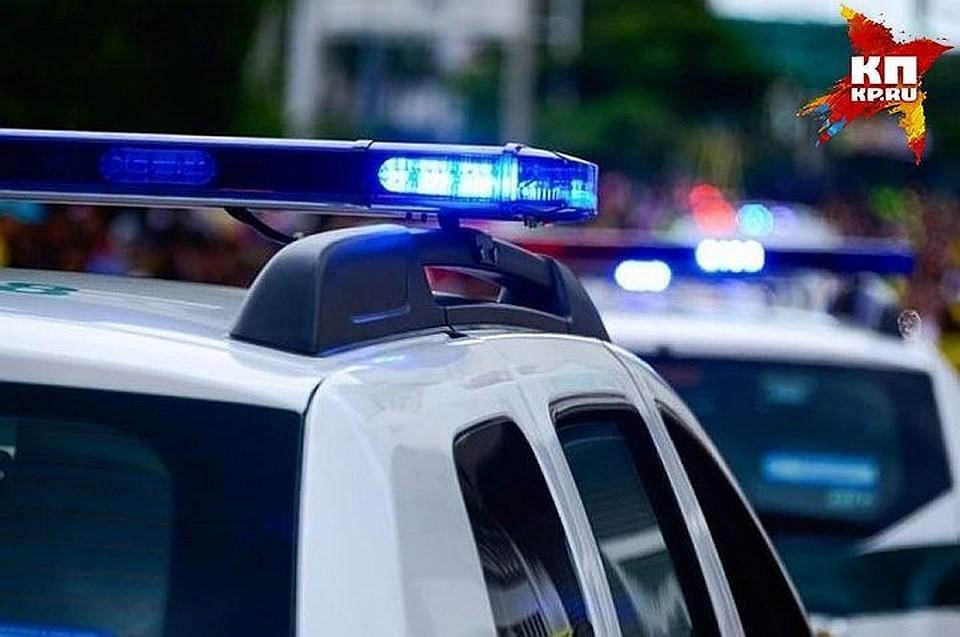 Нетрезвый мужчина грозился взорваться вавтомобиле наУшинского