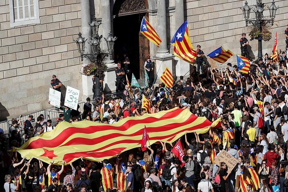 Главой парламента фактически признано, что законодательное собрание распущено— Каталония