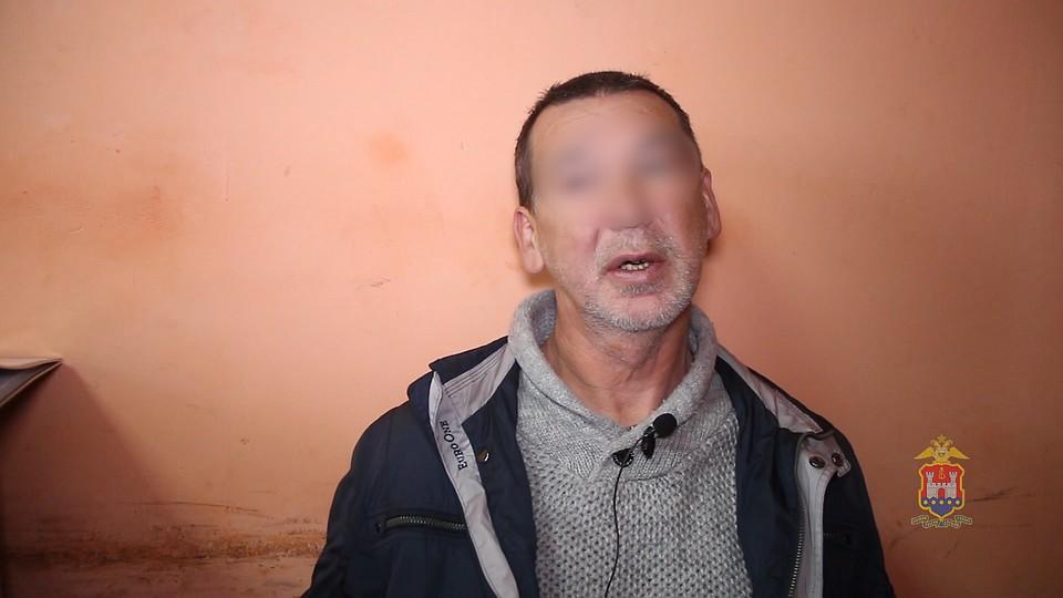 ВКалининграде мясник-убийца напал наторговую палатку