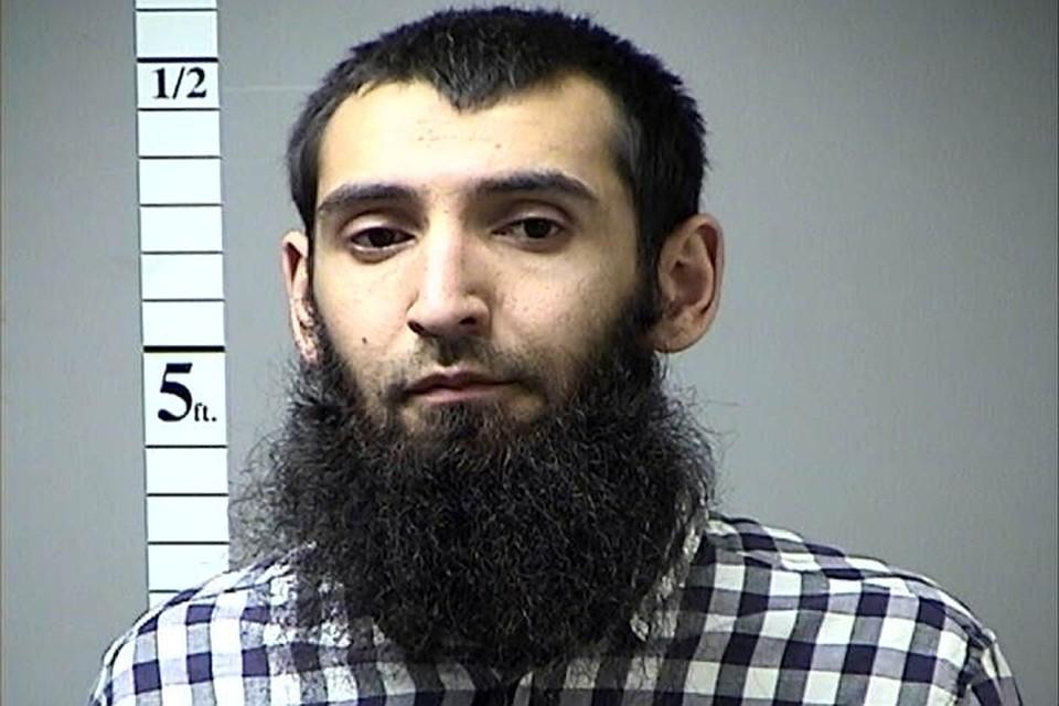 Исполнитель теракта вНью-Йорке действовал воимя ИГИЛ