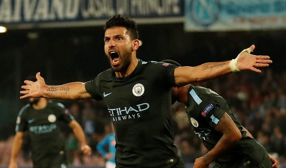 «Ман Сити» вышел вплей-офф футбольной Лиги чемпионов, «Шахтер» победил «Фейенорд»