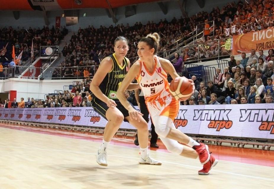 Баскетболистки «Надежды» проиграли «Монпелье» вматче Евролиги