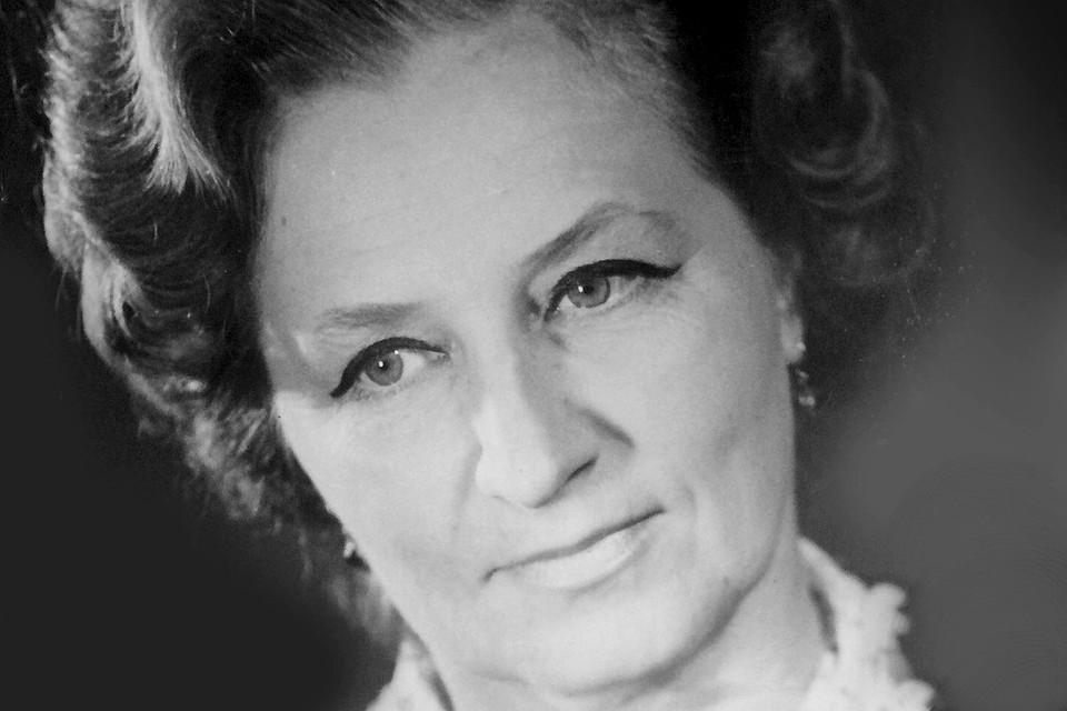 Заслуженная исполнительница  Российской Федерации  Елена Афанасьева скончалась  наКубани