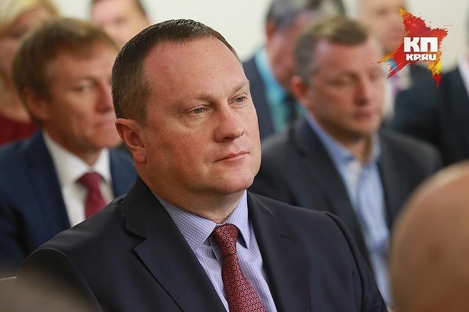 Депутат рассказал обуходе измэрии руководителя департамента горхозяйства