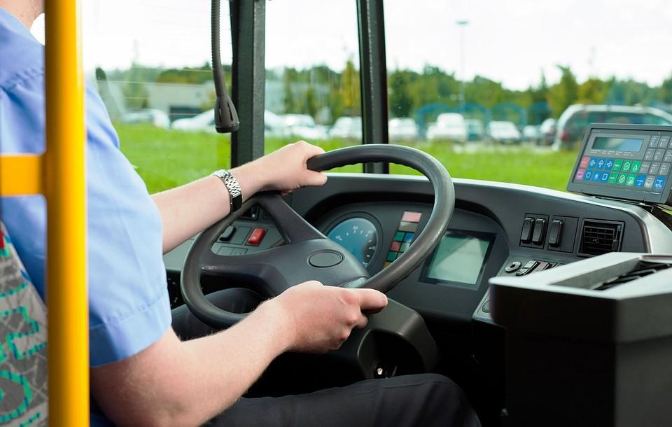 В Беларуссии  шофёр  городского автобуса неожиданно  выпрыгнул смоста вреку