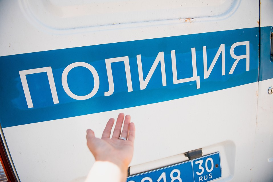 ВАстрахани вадминистративном помещении обнаружили мертвого мужчину
