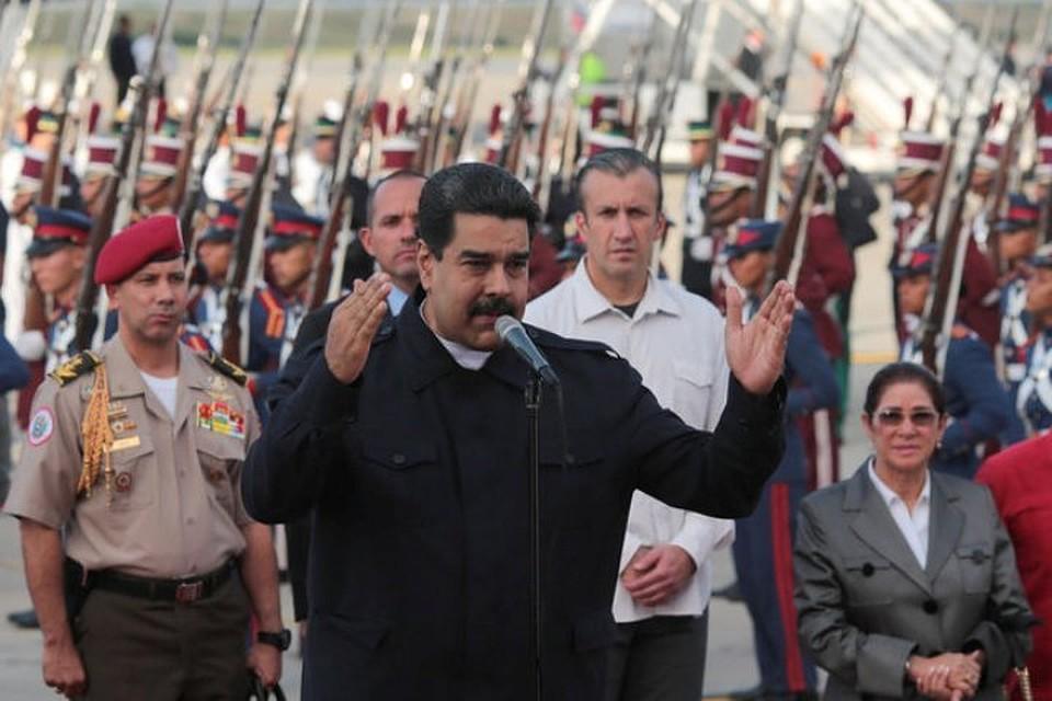 Агентство S&P заявило одефолте вВенесуэле
