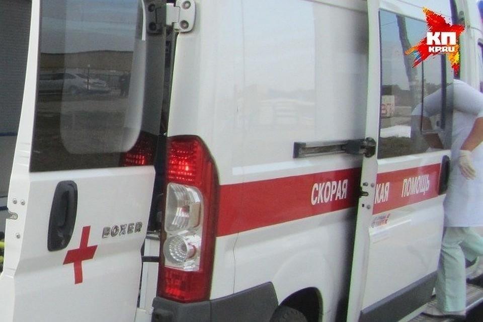 ВНабережных Челнах школьница выпала с6 этажа