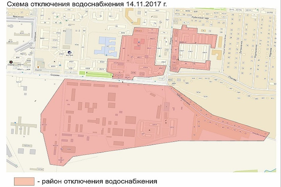Часть граждан Ставрополя останется без воды вовторник