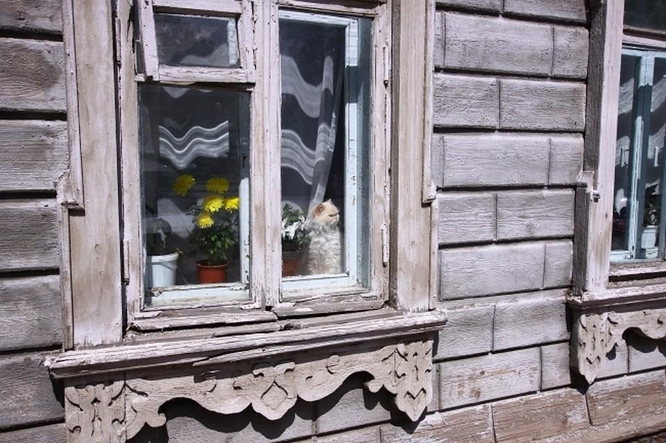ВВолгоградской области угорела престарелая  семейная пара