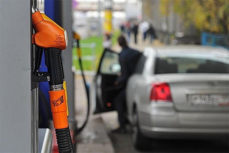 Рост цен набензин носит спекулятивный характер— ФАС