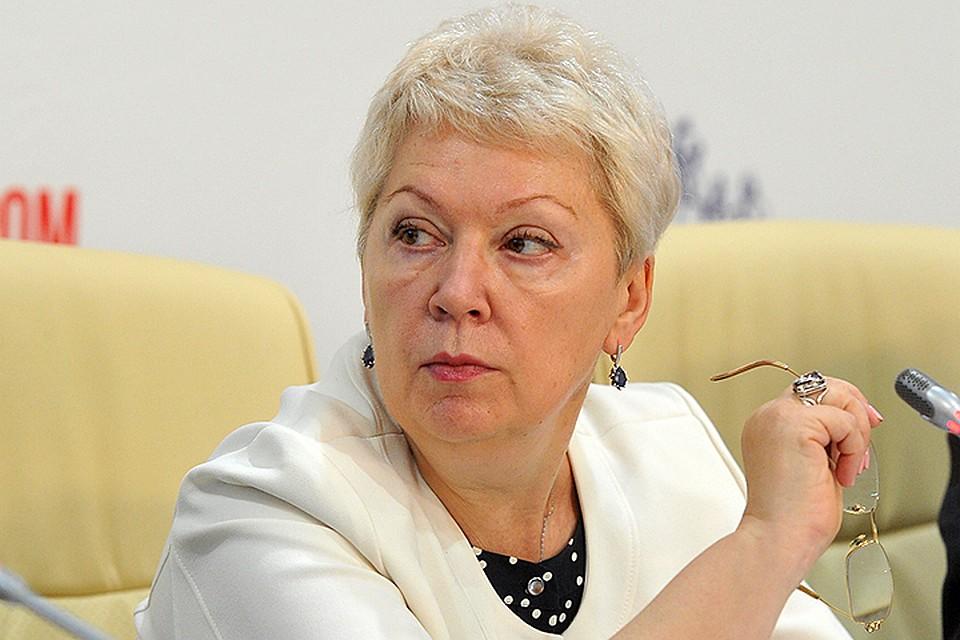 Васильева сообщила оботкрытии неменее 80 новых школ в Российской Федерации