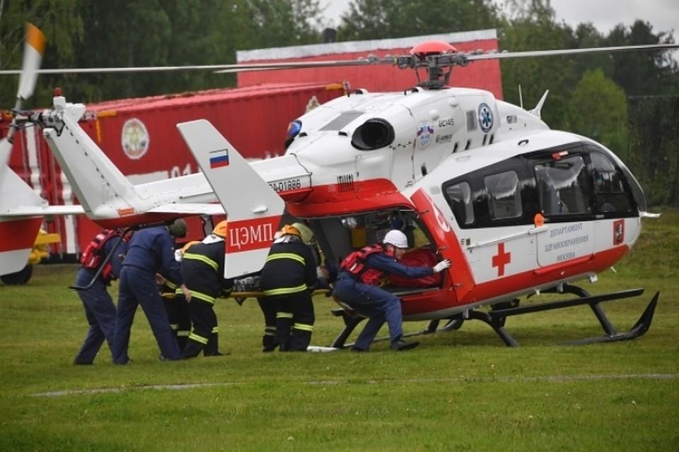 Четверо пострадавших вавтокатастрофе вМарий Элнаходятся вреанимации— медсотрудники
