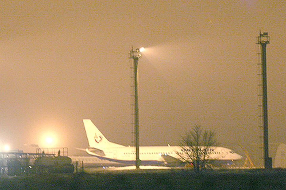 Туман вВолгограде вновь стал предпосылкой задержки рейса из столицы