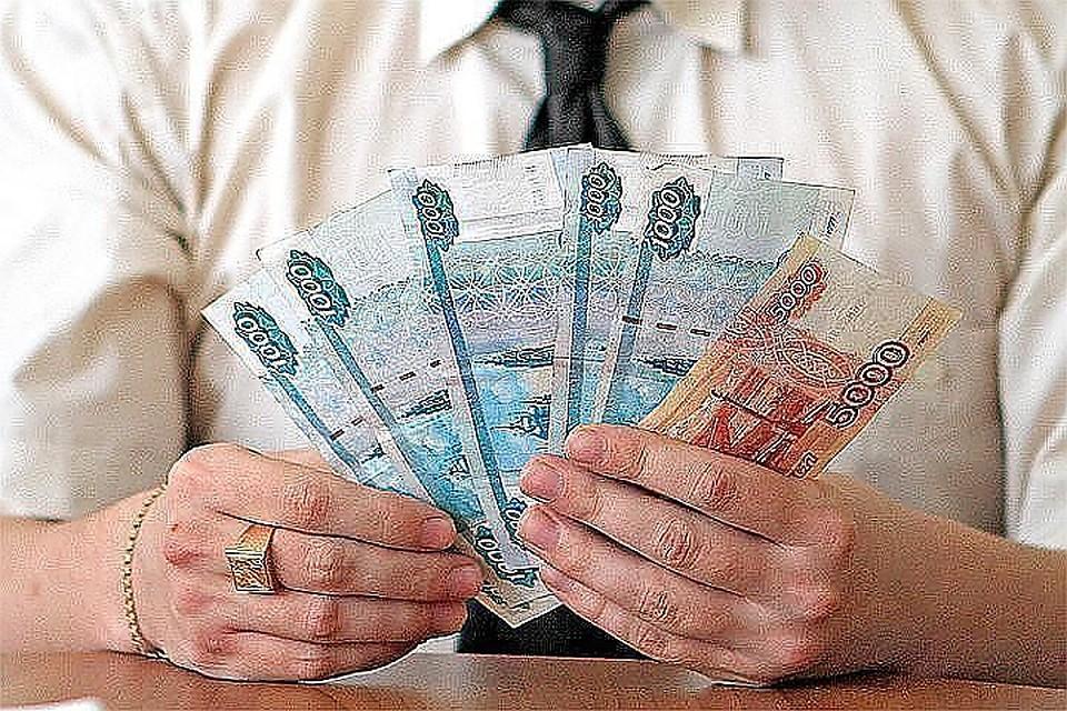 Больше половины граждан России имеют непогашенный долг покредиту