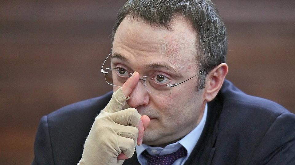 Песков: Мыприложим все усилия для защиты интересов Керимова