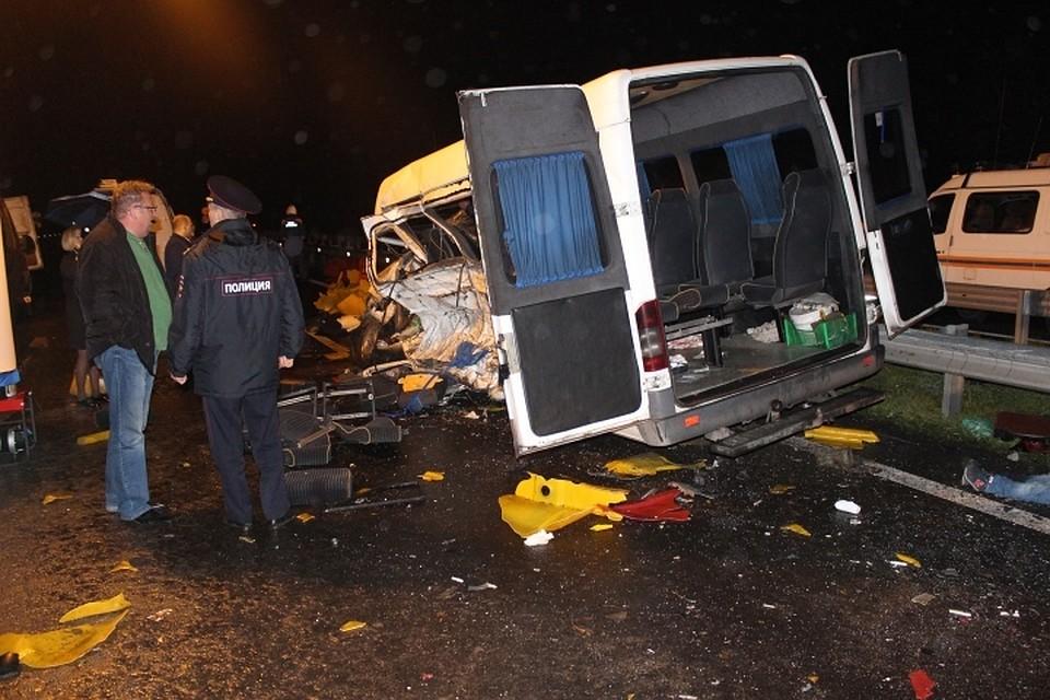 Обвиняемому вДТП с7 погибшими под Гвардейском продлили арест