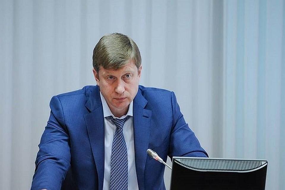 Суд арестовал прежнего министра возведения Ставрополья
