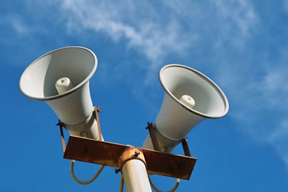 Завтра вКурской области проверят системы оповещения