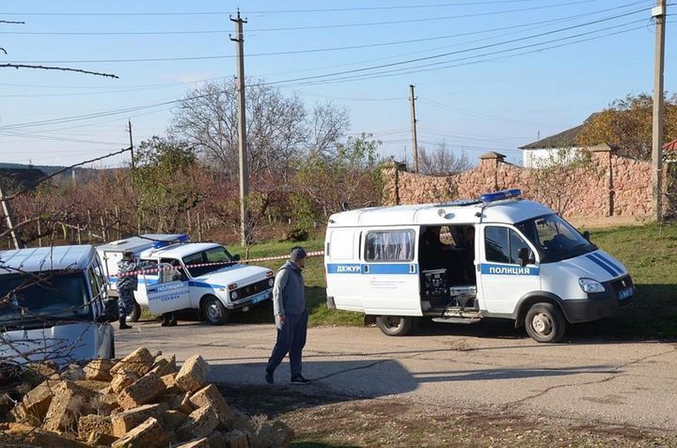 ВКрыму 22-летний наемный рабочий зарезал собственных руководителей
