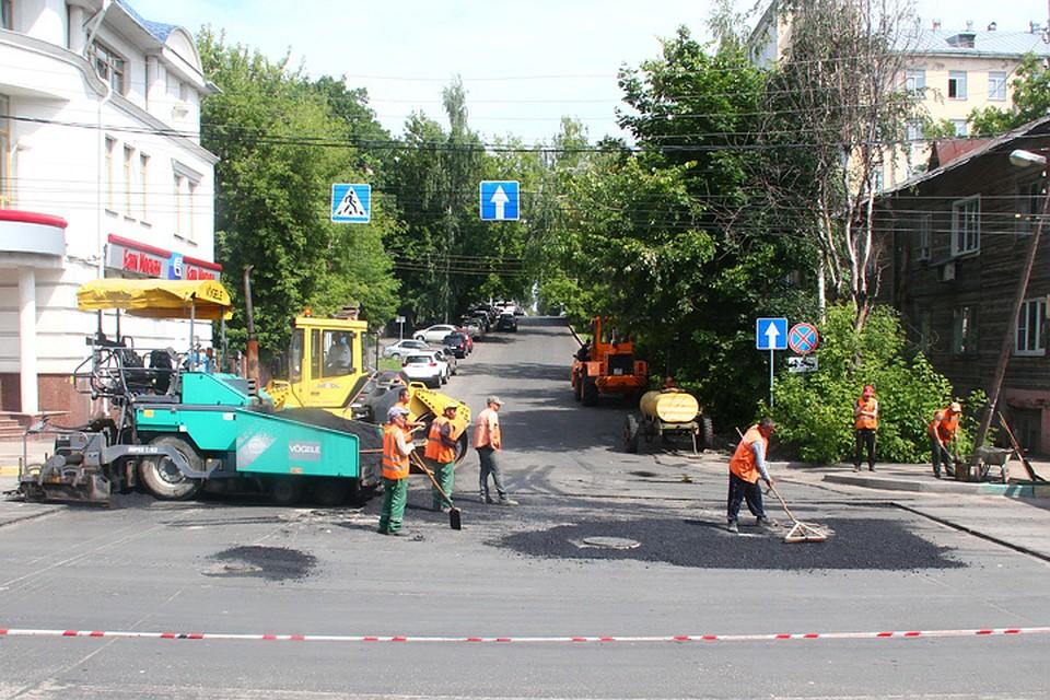 Нижегородцев попросили оценить качество дорожного ремонта