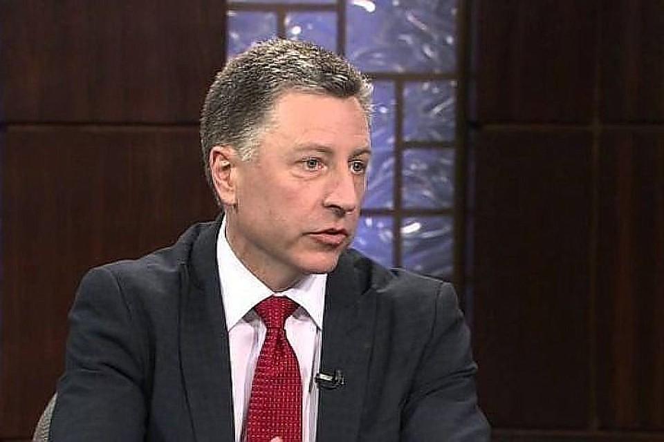 Спецпредставитель Госдепа США по Украине Курт Волкер