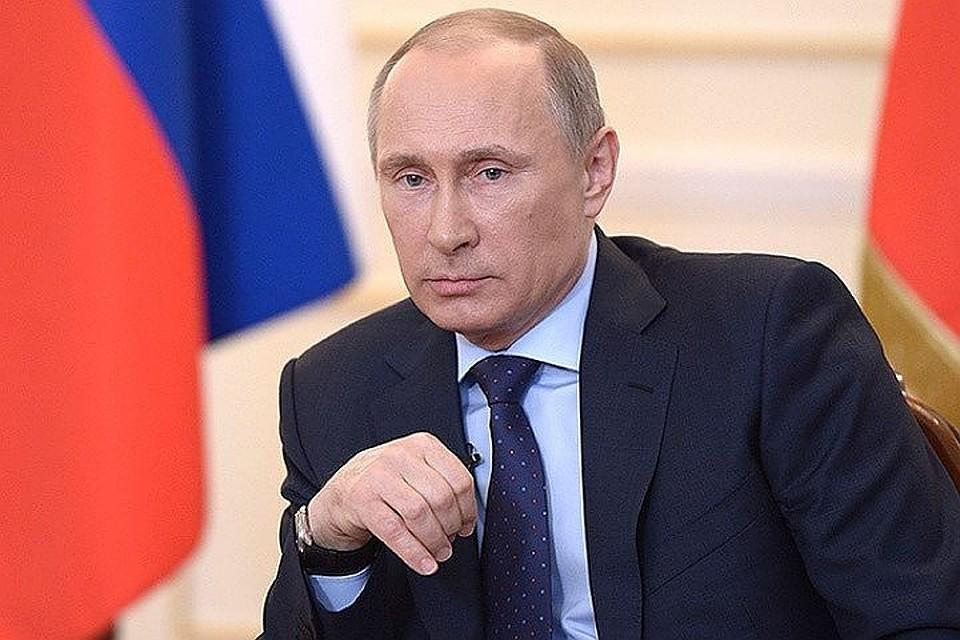 Путин: нареконструкцию детских поликлиник нужны 50 млрд руб.