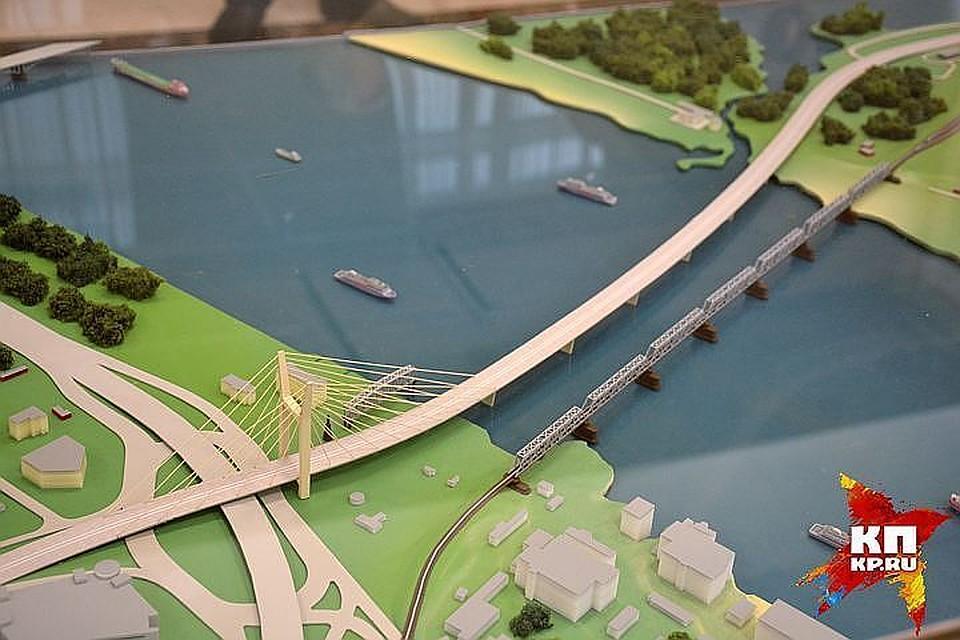 Депутаты выступили за четвертый мост в Новосибирске