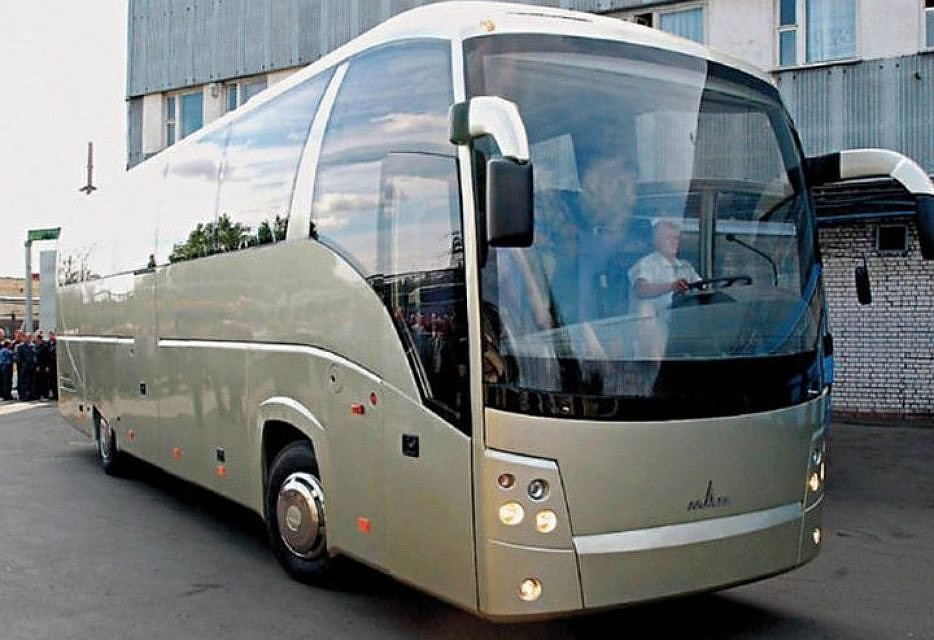 ВВоронежской области натрассе на100% сгорел пассажирский автобус