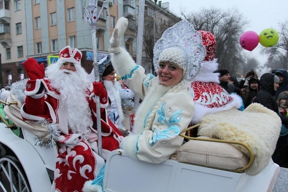 КНовому году вБелгороде по-новому украсят ёлку