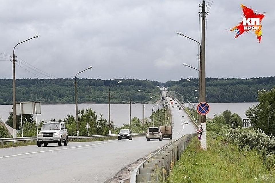 ВПрикамье подписан договор сподрядчиком настроительство моста через Чусовую