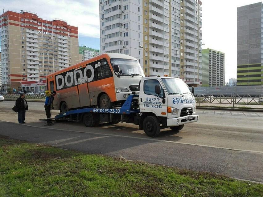 ВКраснодаре выявили три незаконных автобусных маршрута
