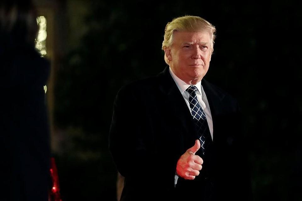Трамп обсудил сМакроном урегулирование кризиса вИраке