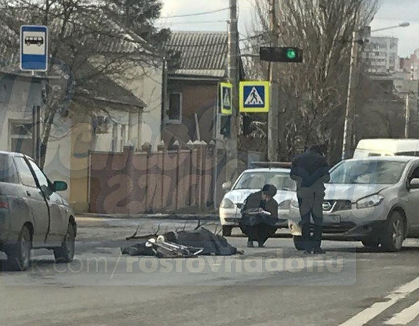 НаБелорусской насмерть сбили пенсионера