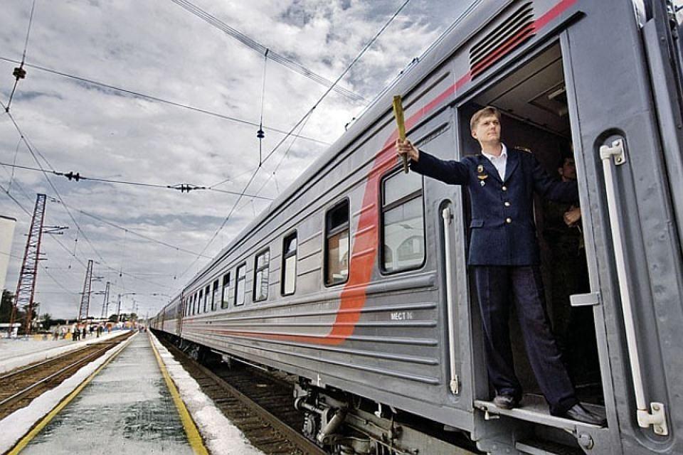 Россия назвала дату полного перевода пассажирских поездов вобход Украины