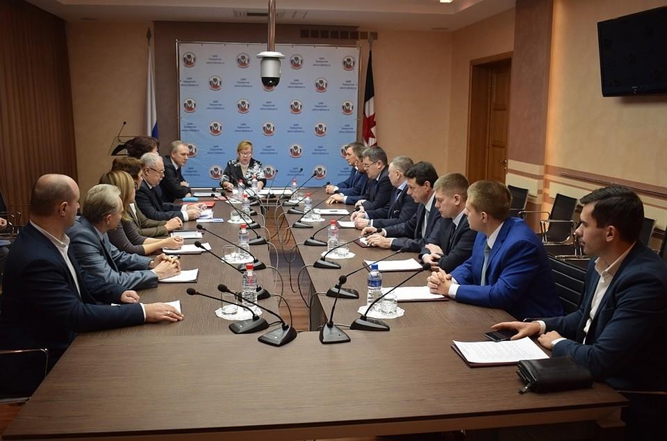 Виктора Кушко переизбрали председателем центризбиркома Удмуртии