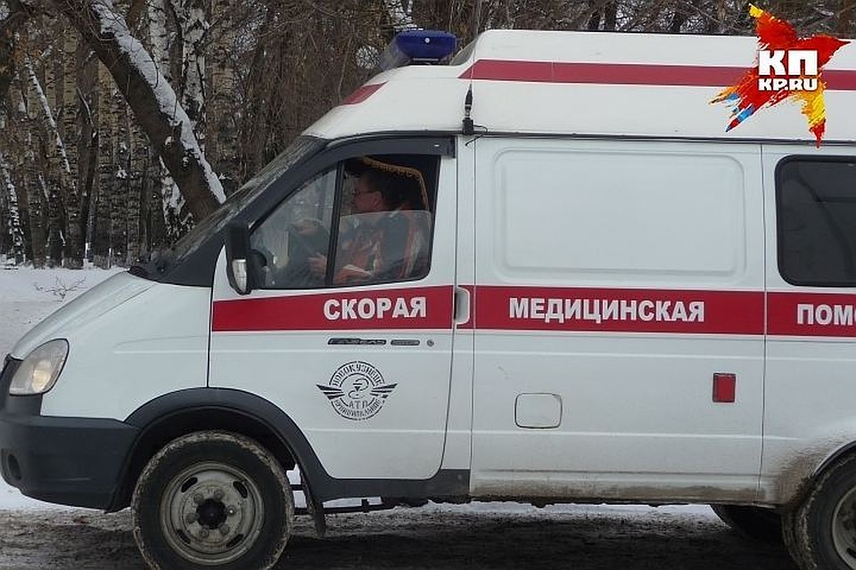 ВПушкине автобус уронил знак на17-летнюю девушку