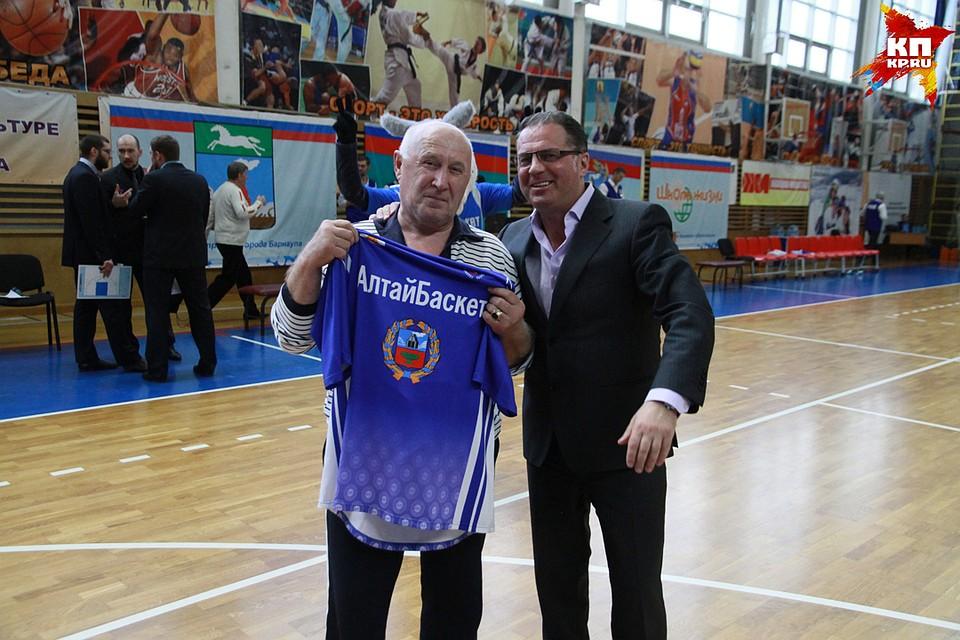 Босс баскетбольного клуба «Алтайбаскет» Михаил Панфилов покинул собственный пост из-за финансового кризиса