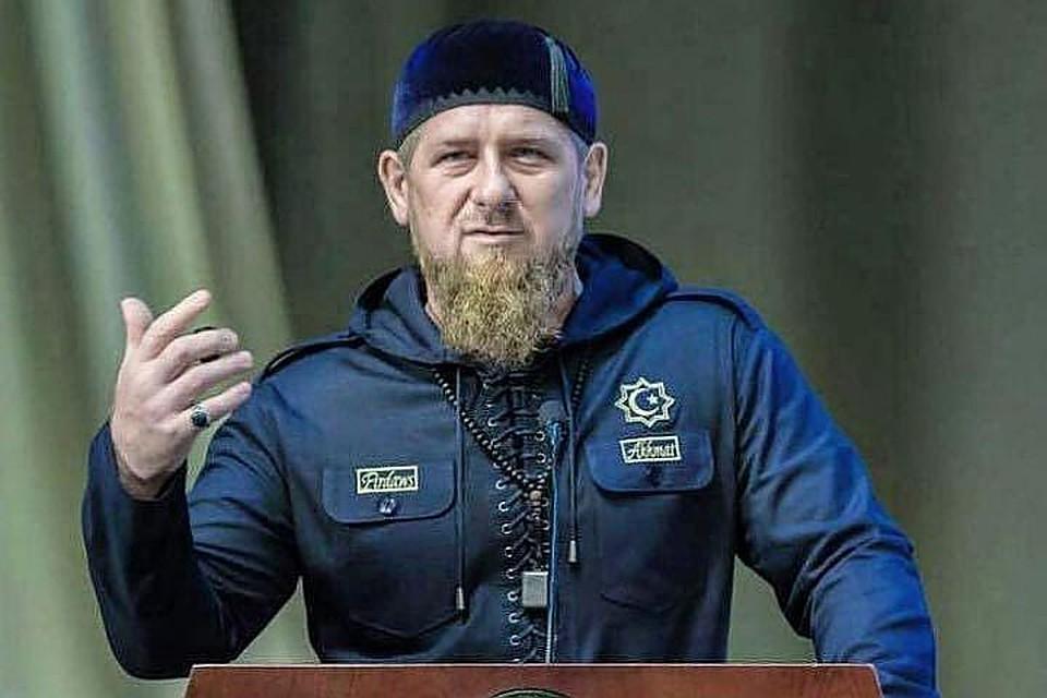 Кадыров ответил напризыв «раздробить РФ начасти»