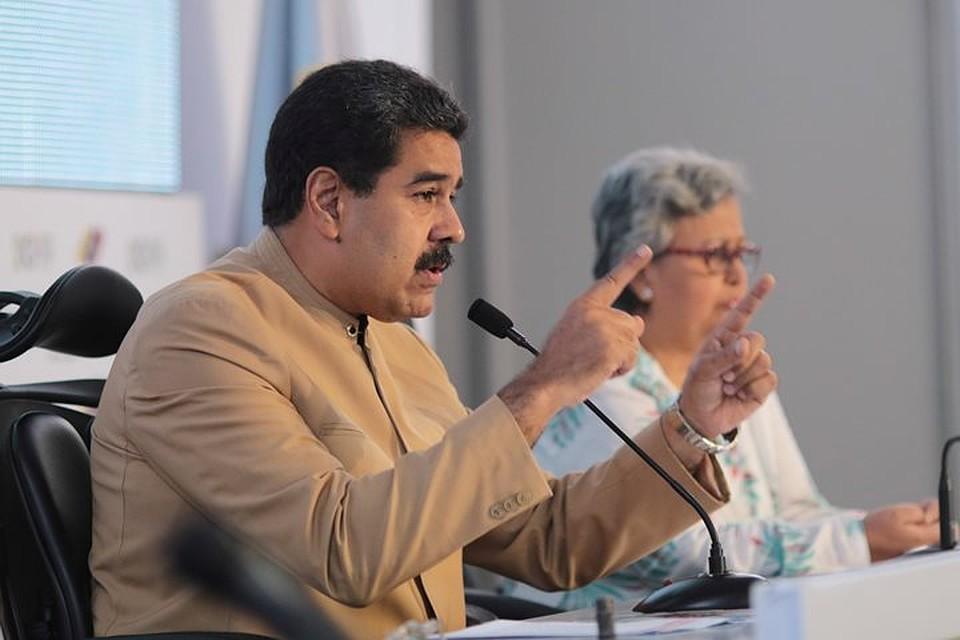 Оппозиционные партии Венесуэлы отстранены отпрезидентских выборов