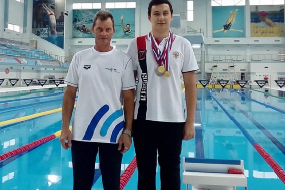 Югорчанка стала серебряным призером Кубка РФ поплаванию