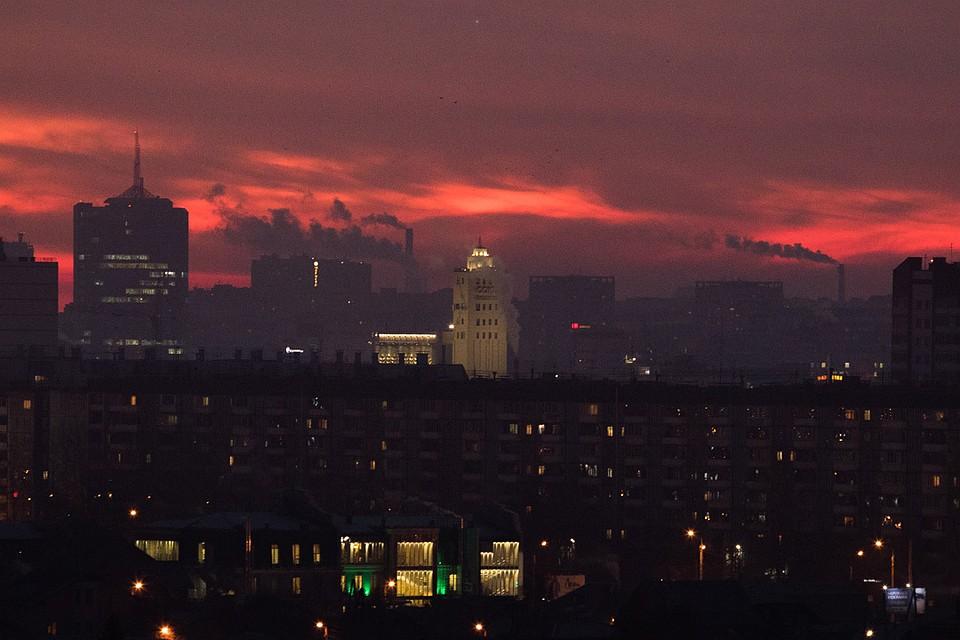 Синоптики объявили 12декабря вЧелябинске режим НМУ