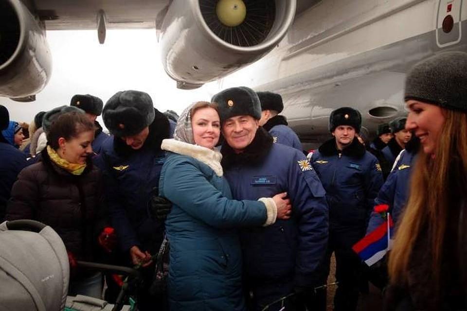 «Летающий радар»— самолет А-50 вернулся в РФ изСирии
